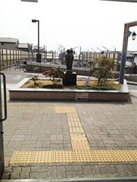 JR藤の森駅アクセス写真2